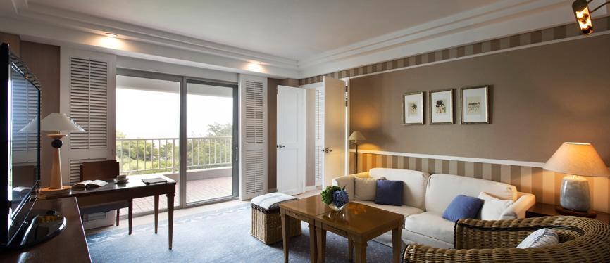 Accommodation  Premier Suite  제주신라호텔