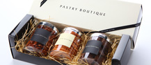 Pastry Boutique products (sets a cookie)