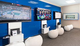 Playstation Game Zone 사진