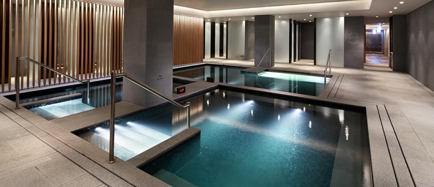 Retreat  Sauna  서울신라호텔
