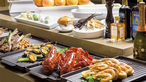 Summer Special BBQ Dinner Buffet