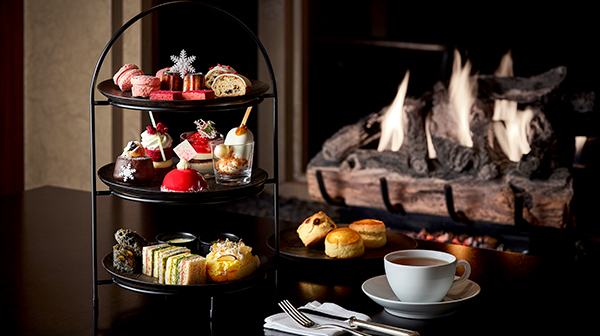 Winter Festive Afternoon Tea