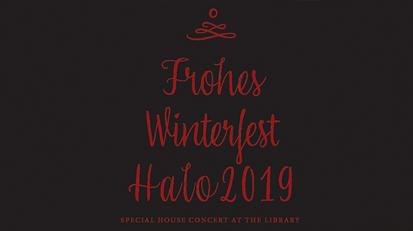 Frohes Winter Fest, Halo 2019