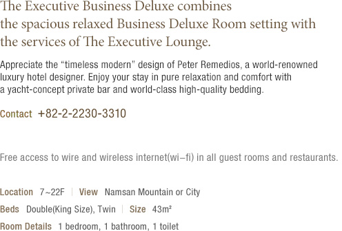 Executive Business Deluxe