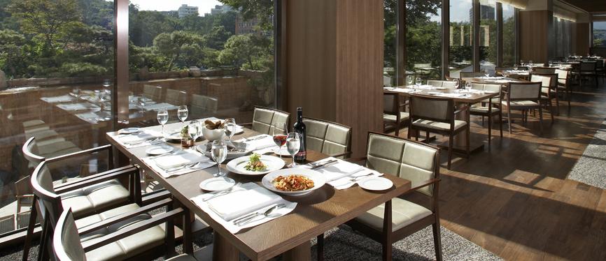 Dining  The Parkview  서울신라호텔
