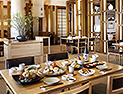 <p>Authentic Japanese dishes</p>