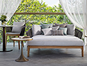 <p>Enjoy elegant relaxation in a secluded space</p>